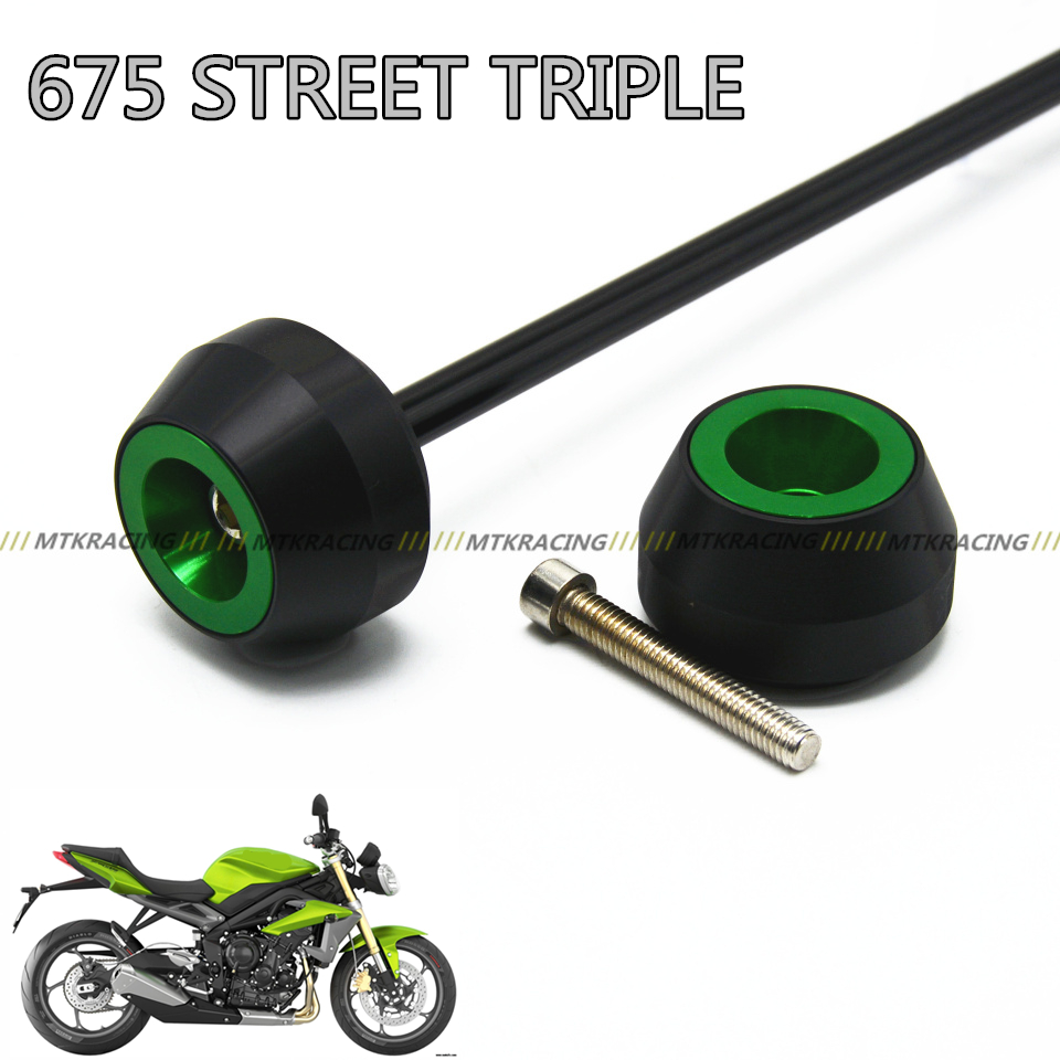 Free delivery for TRIUMPH 675 STREET TRIPLE 2009-2016 CNC Modified Motorcycle drop ball / shock absorber free delivery 40 kapro 770 triple bubble lightweight box leveling