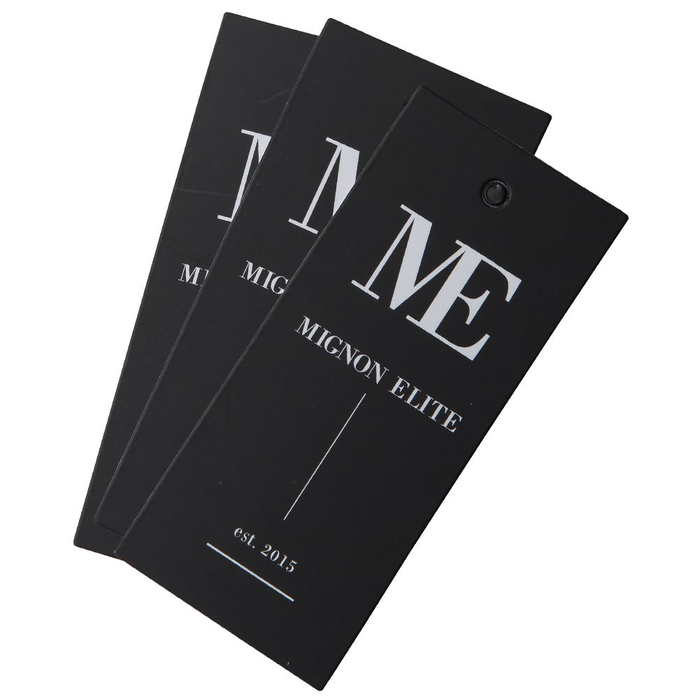 Customized Price Tags For Handwork Tags Paper Kraft Paper Labels For Clothing Size Distributors Price List For Garment Label