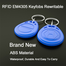 5pcs RFID 125 KHZ EM4305 T5577 Copy Rewritable Writable Rewrite EM ID keyfobs RFID Ring Card Proximity Token Access Duplicate 10pcs lot em4305 blank rfid 125khz card rewritable writable rewrite em id proximity access control card