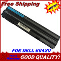 JIGU 6Cell Laptop Battery For Dell Inspiron 15R E5420 E5430 E5520 E5530 E6420 E6430 E6440 E6520 E6530 E5420m E5520m 312-1163