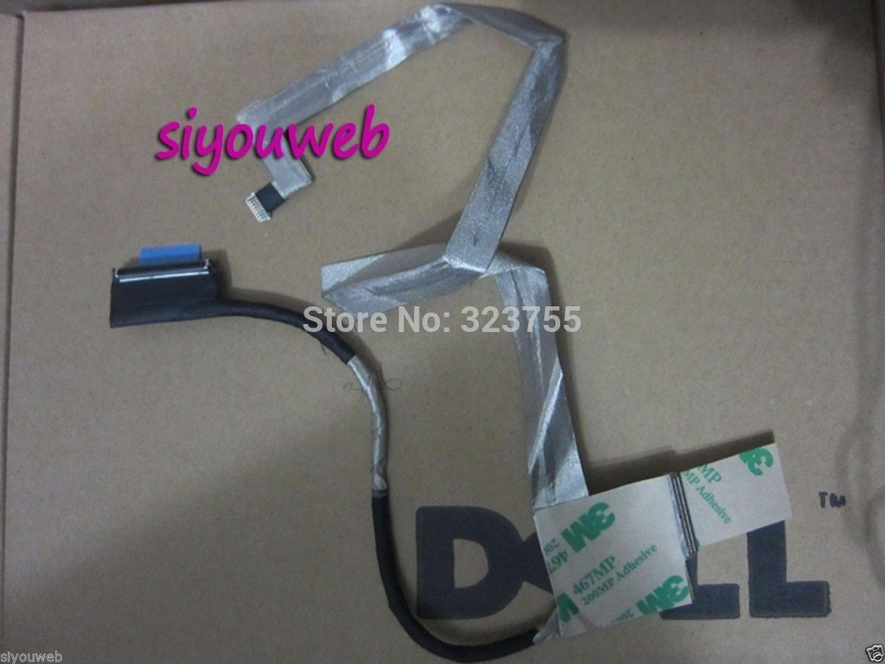 NEW GENUINE for DELL ALIENWARE 17 RANGER LVDS LED LCD CAMERA CABLE DP/N CN-0FNH0H FNH0H 0FNH0H , FREE SHIPPING genuine new free shipping for dell inspiron m4040 m4050 n4040 n4050 lcd cable 0k46nr 50 4iu02 001