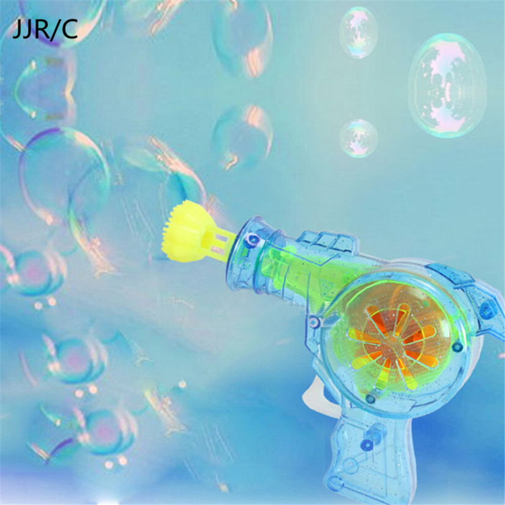 JJRC Outdoor kids soap bubble blower child toy water gun