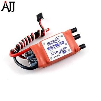 RCTIMER Мультикоптер SimonK прошивка 40A бесщеточный ESC контроллер скорости высокого напряжения