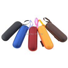 Малый Размер очки очки Box Light EVA Чехол для Очков с Застежкой-Молнией и ручкой для чтения очки чехол для хранения box