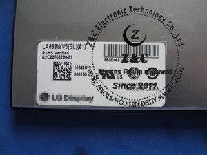 Image 2 - LA080WV5 (SL) (01) LA080WV5 SL01 ยี่ห้อใหม่ 8 นิ้ว 800*480 จอแสดงผล LCD สำหรับรถนำทางสำหรับ LG