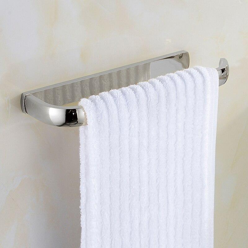 Free Shipping Solid Brass Bathroom Wall Mounted Towel Bar