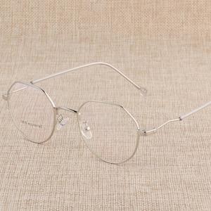 Image 5 - Hotony وصفة طبية النظارات البصرية إطار نظارات مع 6 ألوان اختيارية الجمعية الحرة مع العدسات البصرية D818