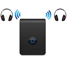 2-In-1 Bluetooth Wireless Transmitter & Receiver 3.5mm Stereo Audio Adapter For TV Computer CD Player Headphone MP3/MP4 Player