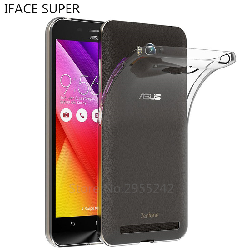 Soft Silicone Transparent TPU Bag Back Cover Phone Case For <font><b>Asus</b></font> Zenfone Max ZC550KL ZC ZC550 550 550KL <font><b>ASUS</b></font> <font><b>Z010D</b></font> Z010DA 5.5