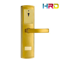 cerradura del armario de rfid en la tarjeta de rf del hotel habitacin de huspedes t