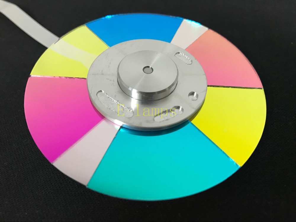 (NEW) Original DLP Projector Colour Color Wheel Model For BenQ W10000 Color Wheel