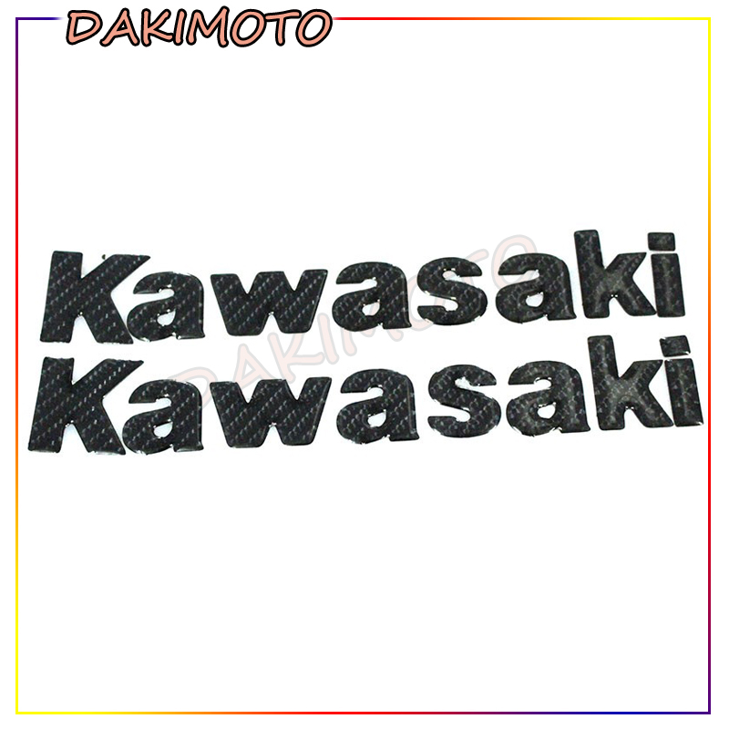 For KAWASAKI Motorcycle LOGO REFLECTIVE Stickers FAIRING Decals