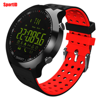 EX18 Smart Watch Men Sports Watches 5ATM Waterproof Bluetooth Smartwatch Pedometer Call Reminder Stopwatch Clock For
