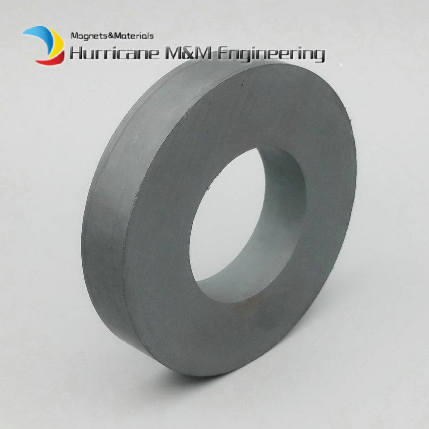1 pack Ferrite Magnet Ring OD 80x40x15 mm 3.15 Large C8 Ceramic Magnets for DIY Loud speaker Sound Box board Subwoofer 12 x 1 5mm ferrite magnet discs black 20 pcs