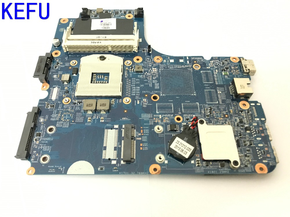 KEFU 100% TESTED FREE SHIPPING 683495-001  laptop Motherboard for Hp 4540S 4440S 4441S Notebook pc compare please 658544 001 for hp 6465b laptop motherboard fs1 socket 100%full tested ok tested working