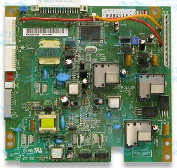 Free shipping 100% original for HP5100 High Volt Board RG5-3517-000 RG5-3517 printer part  on sale 100% tested for washing machines board xqsb50 0528 xqsb52 528 xqsb55 0528 0034000808d motherboard on sale