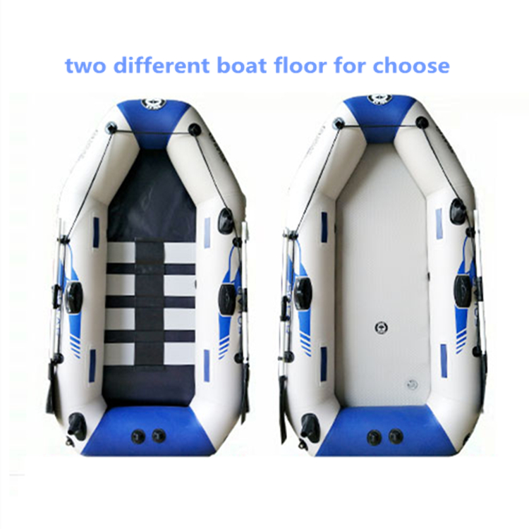 3 layer 0.9MM PVC material professional inflatables boat fishing boat inflatable laminated wear-resistant boat rubber boat