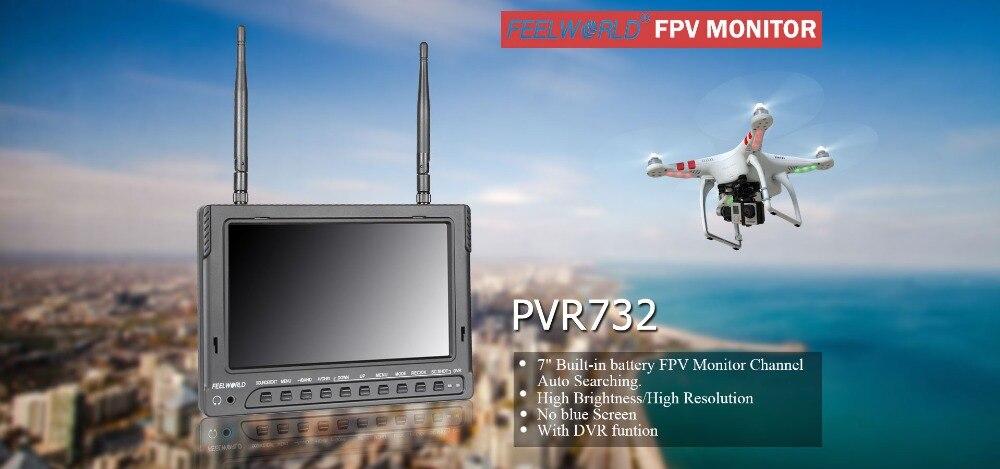 wireless drone camera monitor