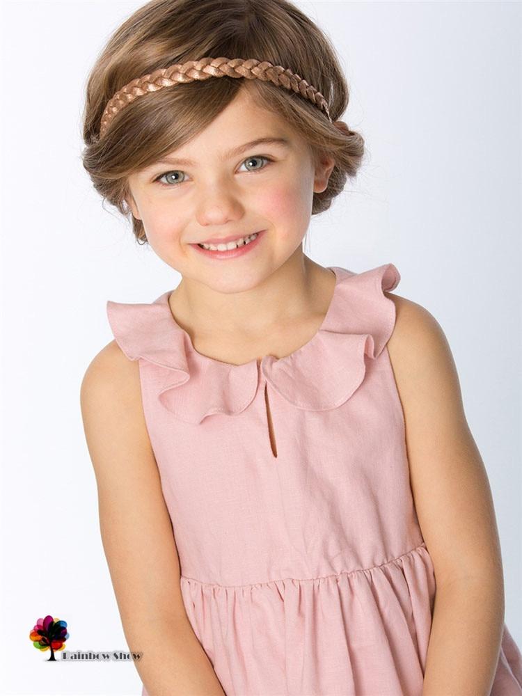 Mandy kívánság vadonatúj minőségi nyári lányos ruha, ujjatlan - Gyermekruházat - Fénykép 2