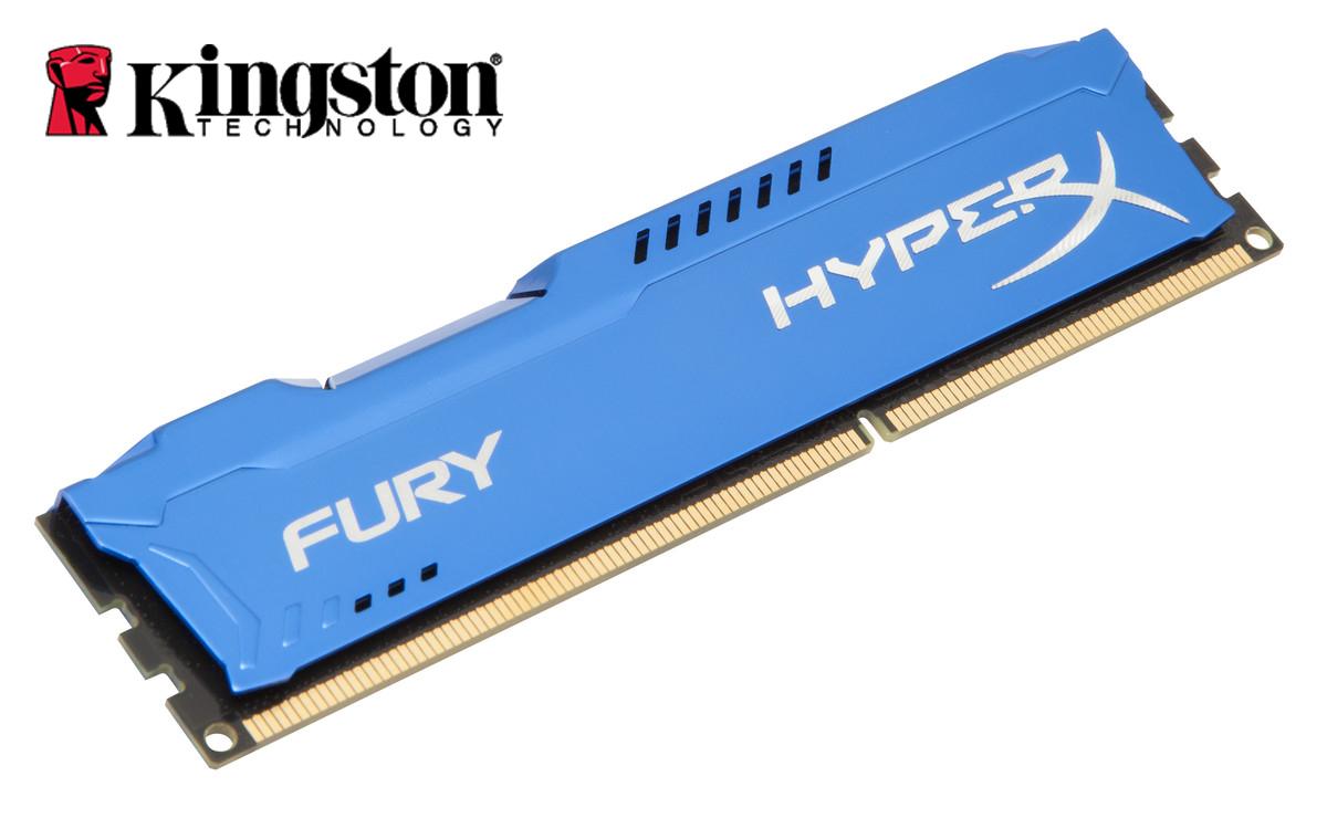 Prix pour Kingston hyperx fureur de bureau mémoire bleu fureur 1600 mhz 8 gb ram ddr memoria ddr3 unbuffered dimm mémoire ram