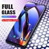 2 teile/los Voll Gehärtetem Glas Für Oneplus 6 6T 7 Glas Screen Protector 2,5 D gehärtetem glas Für eine plus 7T 6 6t Anti Blau glas