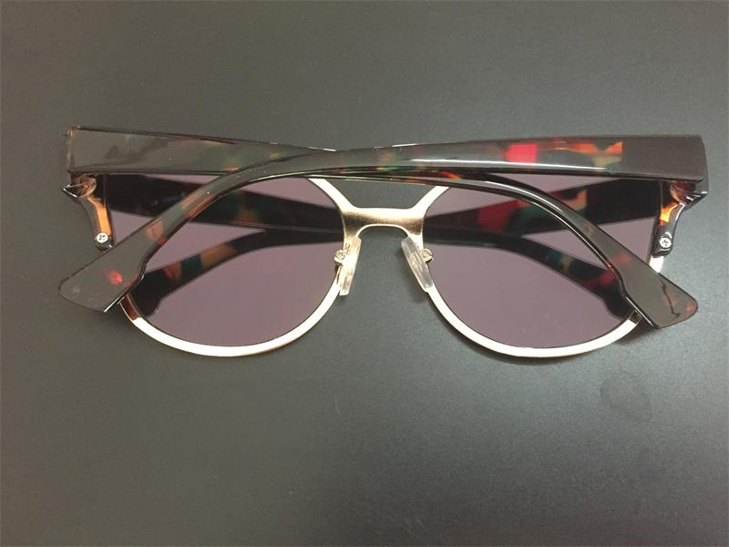 HTB1sZDpXw6DK1JjSZPhq6y8uVXaj - Women Cat Eye Luxury Fashion Designer Mirror Sunglasses