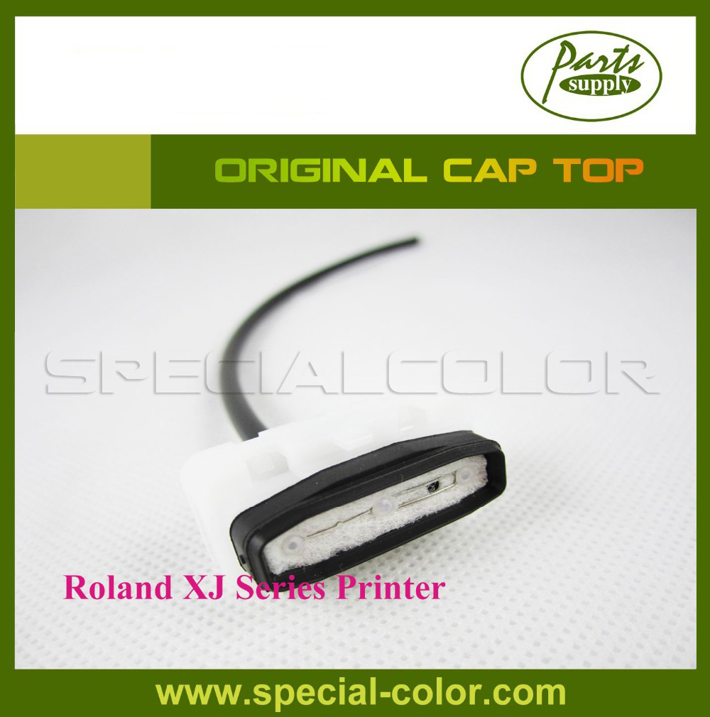 Original DX4 Printer cap station for roland XJ-740/640 / both water based and Solvent based Capping Station Top roland xf 640 wiper holder 1000010211