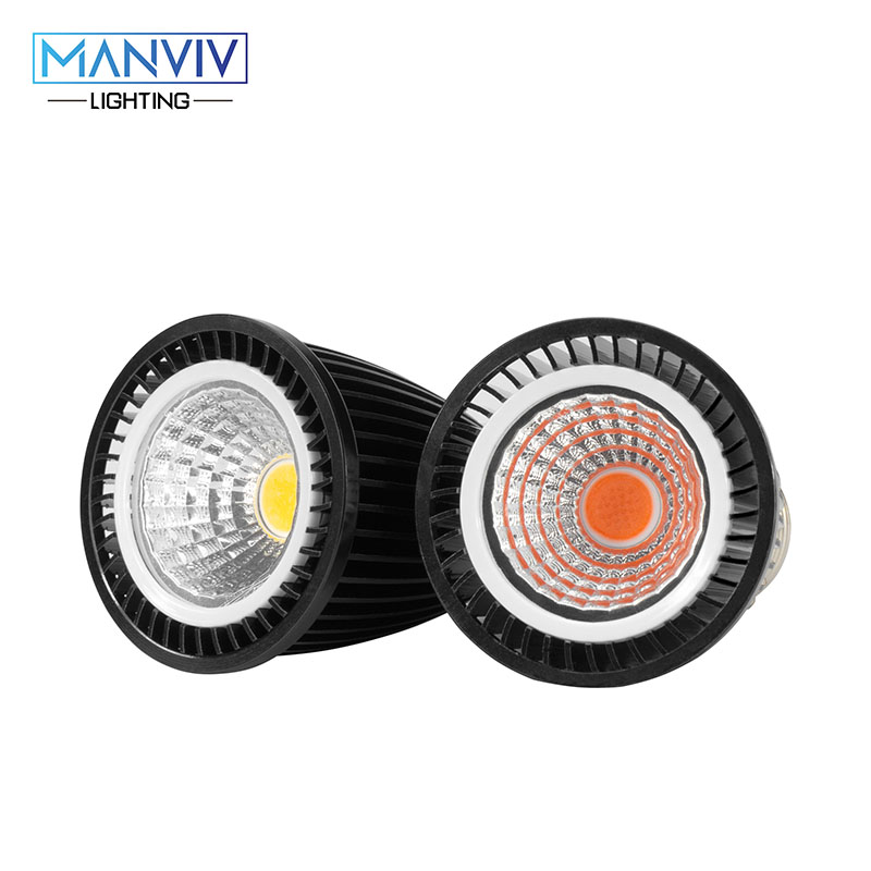 LED Bulb LED COB Chip 12W 9W 7W 5W Full Spectrum E27 AC220V Lamp Holder EU Plug For Indoor Garden Plants Flower Hydroponics Grow