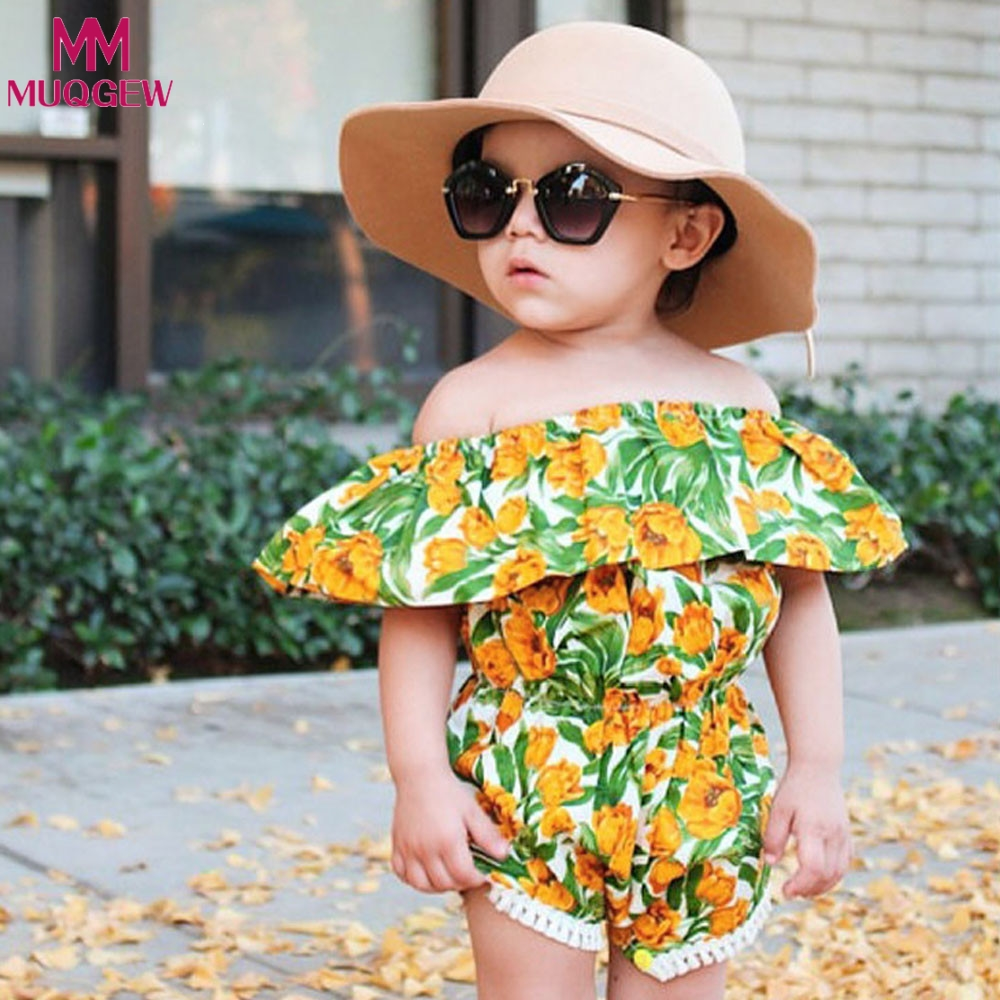 Bodysuits & One-pieces Boys' Baby Clothing Lower Price with 2018 Newborn Baby Girls Boys Clothes Cute Cat Pattern Jumpsuit Blue Backless Romper Outfit Sunsuit Clothes