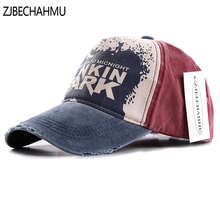 ZJBECHAHMU Hats Spring Cotton Letter Solid Adjustable Baseball Caps Hat for Men Women Casual Hip Hop Summer Autumn Snapback