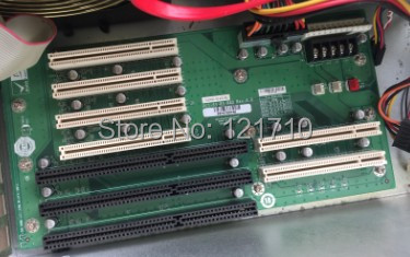 все цены на Industrial equipment PCI-6S-RS-R40 REV 4.0 PICMG 1.0, 6-Slot AT / ATX Backplane онлайн
