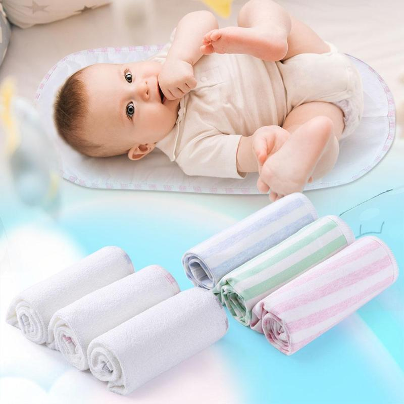3pcs Foldable Washable Compact Travel Nappy Diaper Changing Mat Waterproof Baby Floor Mat Change Play Mat Baby Care