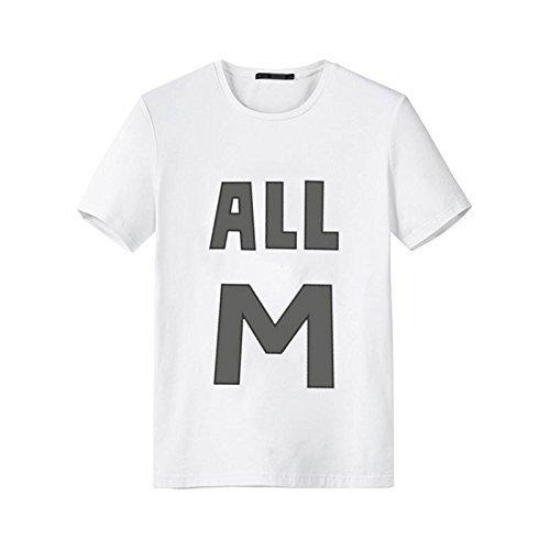 0ce13fdcc Anime My Hero Academia T Shirt Izuku Midoriya Cosplay Shirt Boku No Hero  Academia ALL M T-shirts Short Sleeve T Shirts