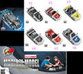 Comandante ferro 4CH RC Carro de Metal Montar Escala modelos mágicos DIY kits de construção de Brinquedos, Construção de carro De Corrida de Controle Remoto bloco