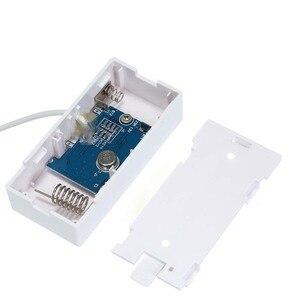 Image 5 - Беспроводной датчик утечки воды 433 МГц, детектор утечки воды, оповещение о превышении уровня воды, сигнализация работает с радиочастотным мостом SONOFF