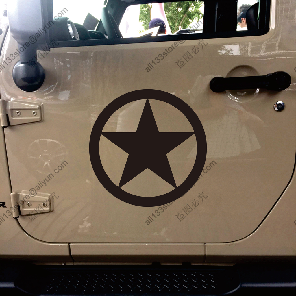 Us 29 Army Star Vet Veteran Ww2 Military Car Decal Sticker Vinyl Window Bumper Die Cutchoose Your Size And Color In Car Stickers From Automobiles