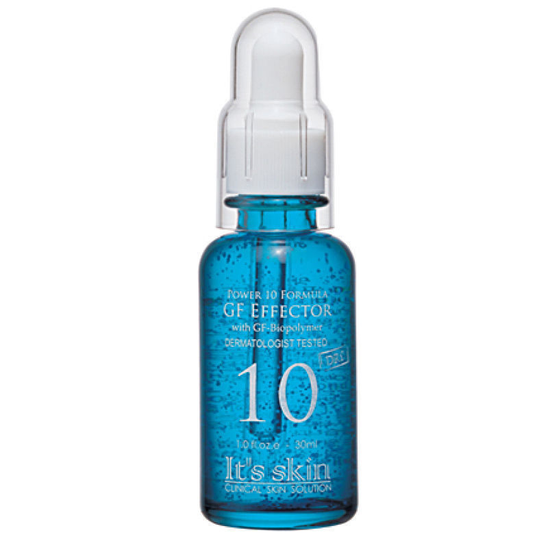IT'S SKIN Power 10 Formula GF Effector [ Moisturizing ] Face Cream Essence For Giving High Moisturizing Hydrating Serum