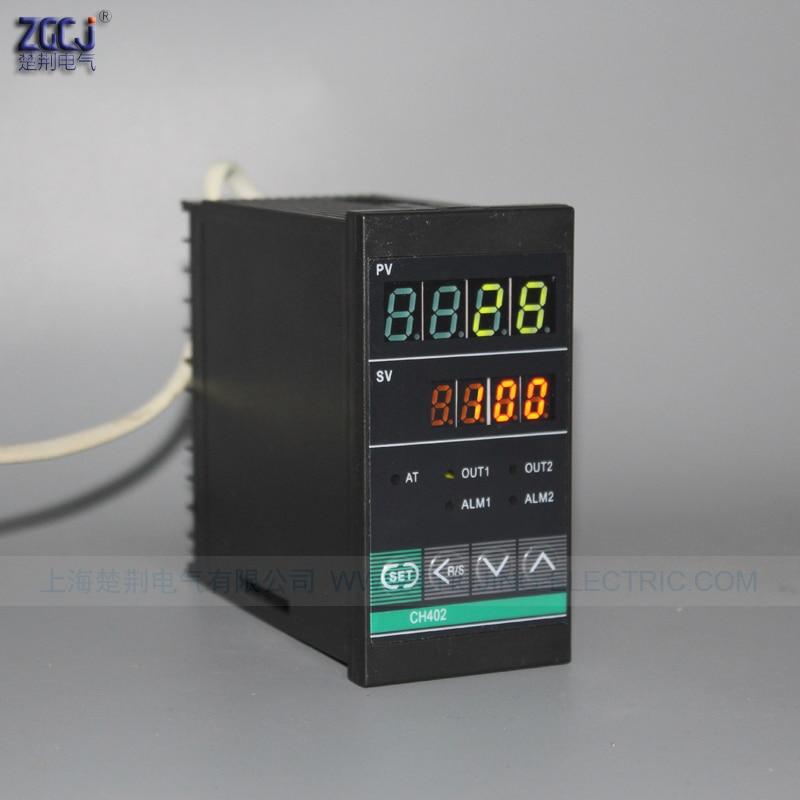 K type CH402 digital temperature controller FK02 M GN NN ZK 1033 K RELAY 0 400