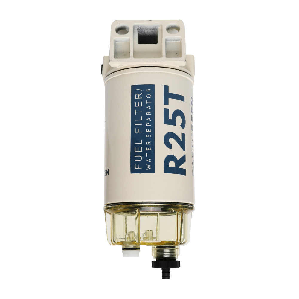 medium resolution of r25t spin on fuel filter water marine separator replaces racor 320r rac