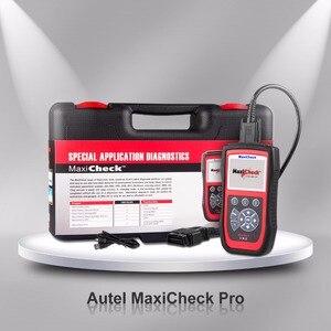 Image 5 - Autel – MaxiCheck Pro Scanner de voiture, outil de Diagnostic automatique, prise OBD2, prise OBD ii