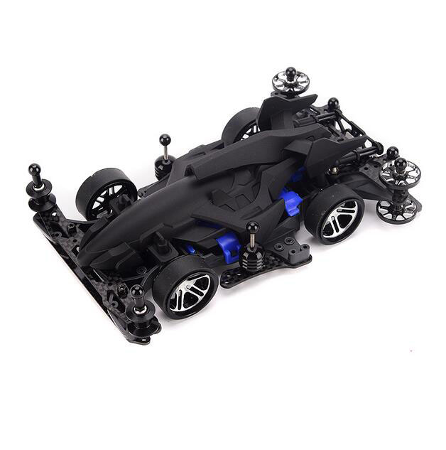 Tamiya Mini Four-wheel Drive Car Model 18641 SHOOTING PROUD STAR MA Chassis with Self Made Upgrade Parts Set цены