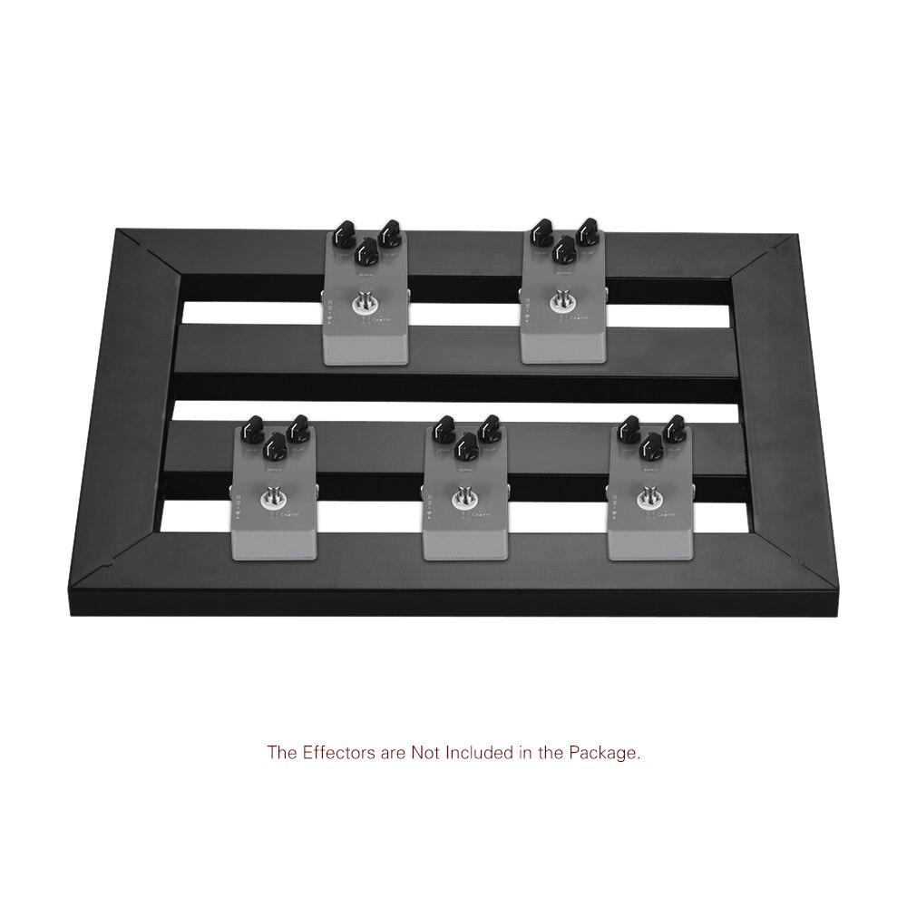 buy new arrival guitar pedal board single guitarra effect pedal board electric. Black Bedroom Furniture Sets. Home Design Ideas