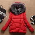 Winter Jacket Women Long Fur Hooded Winter Coat Women Cotton Padded Jacket Parka Cloak Womens Winter Jackets And Coats Z156