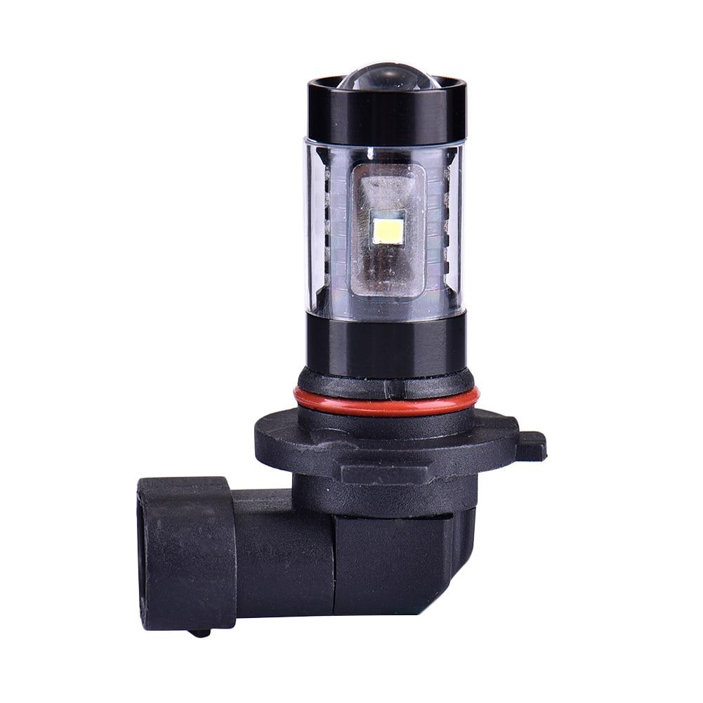 2pcs 7000K  H10 9140 9145  30W LED Fog Driving Light Bulbs Daytime Running Light Fog Light