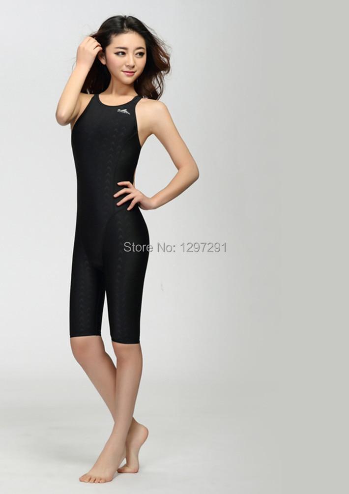 Yingfa FINA Approval Professional Einteilige Badebekleidung Frauen - Sportbekleidung und Accessoires - Foto 5