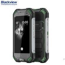 4 г оригинальный смартфон Blackview BV6000S 2 ГБ + 16 ГБ многократное проверки Водонепроницаемый IP68 4.7 »Android 6.0 7.0 MTK6735 Quad-Core 1.3 ГГц