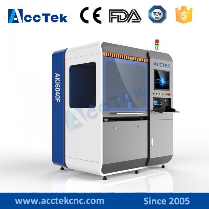 1530 6040 1000W cnc fiber optic laser cutting machine for metal