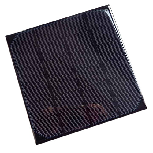 Solar Panel Module For Battery Cell Phone Charger DIY Model:165X165mm 6V 4.5W