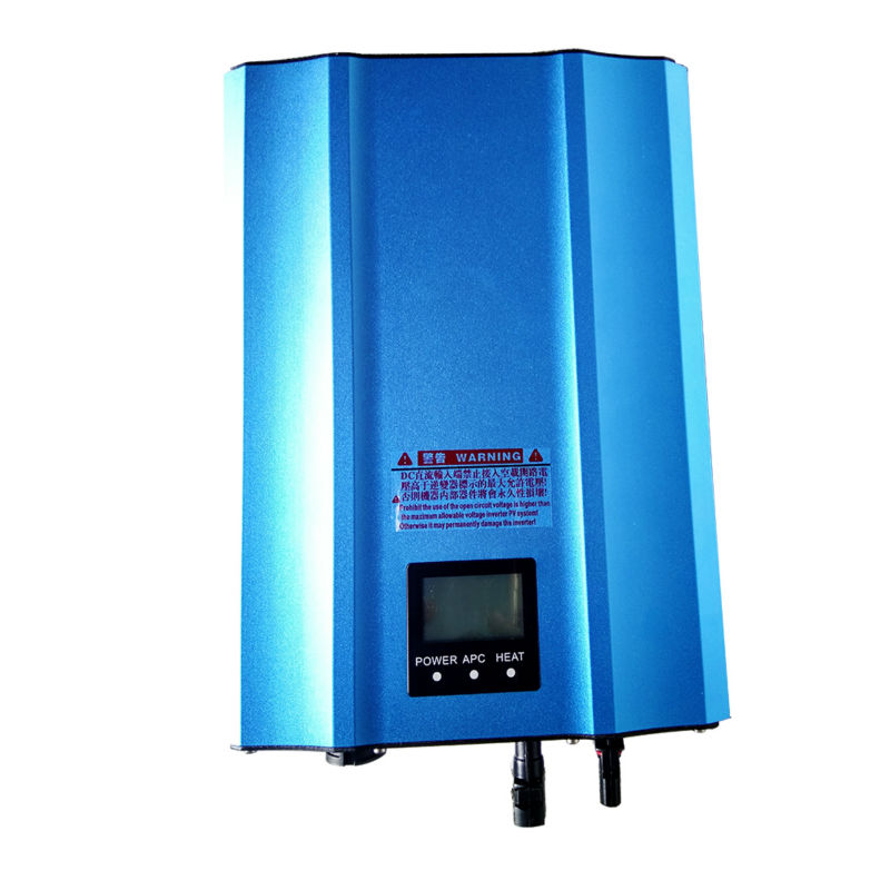 MAYLAR@ Micro On Grid Pure Sine Wave Inverter 115-165VDC,1200W, 220VAC,50Hz/60Hz,20 Years Service Life For Solar System maylar 500w solar grid tie pure sine wave inverter power supply 22 60vdc 180 260vac 50hz 60hz for 60cell and 70cell panels