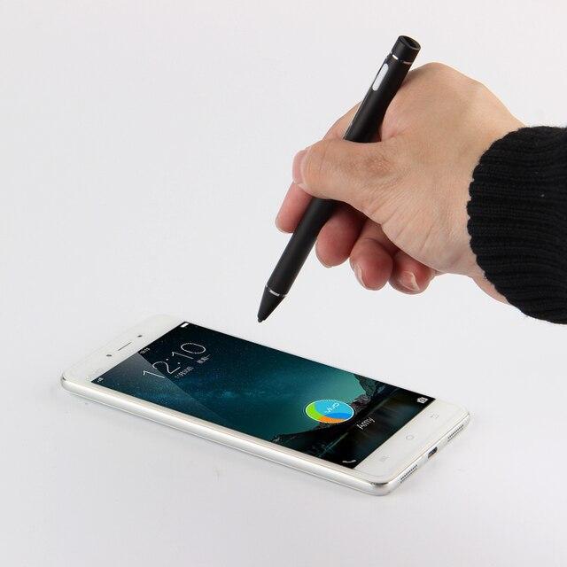 Точностью определить Активный Цифровой Стилус с Ультра-Тонкий Наконечник Для Asus ZenPad S8.0 Z300CG/Z300C/P023 Смартфонов Таблетки